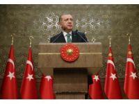 """Cumhurbaşkanı Erdoğan: """"Suriye'nin kuzeyinde terör devletine müsaade etmeyeceğiz"""""""
