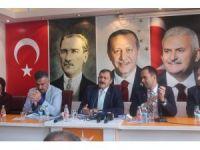 Bakan Eroğlu 204 milyon TL'yi bulan 14 tesisin temelini attı