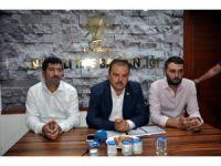 Abdurrahman Öz, AK Parti'nin Aydın'a yaptığı yatırımları anlattı