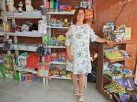 Kırtasiye dükkanı hayalini KOSGEB ile gerçekleştirdi