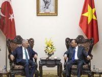 Başbakan Yıldırım, Vietnam Başbakanı ile görüştü