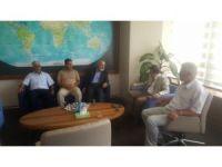 MTSO Başkan adayı Namık Şahin seçim çalışmalarına başladı