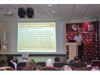 ASP İl Müdürlüğü personeline kriz yönetimi eğitimi