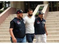 Denizli'de 'dur' ihtarına uymayan drone'lu şüpheli tutuklandı