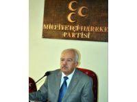 MHP'li Taner: Aydın'dan ihraç edilemeyecek olmanın üzüntüsünü yaşıyorum
