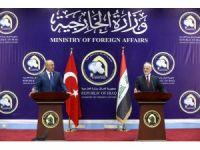 """Bakan Çavuşoğlu: """"Başika Irak'ın toprak bütünlüğünü ihlal etmek için kurulmadı"""""""