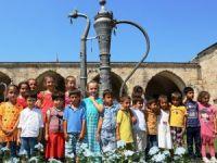 Sokollu Mehmet Paşa Külliyesi minik öğrencileri ağırladı