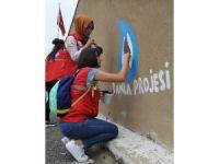 Damla projesinin Trabzon ayağı gerçekleşti