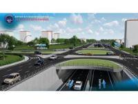 Büyükşehir Belediyesi ulaşım projelerine devam ediyor