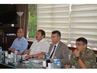 Edremit'te Hayat Boyu Öğrenme toplantısı yapıldı