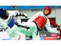 Hatice Kübra İlgün, taekwondo şampiyonu