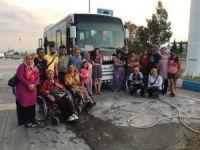 Başkan Alıcık'tan geziye gidecek engellilere araç desteği