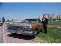 2. Geleneksel Talas Klasik Otomobil Festivali başlıyor