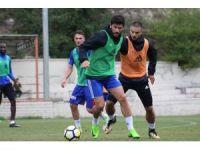 Karabükspor'da Alanyaspor maçı hazırlıkları sürüyor