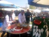 Salihli'de balık tezgahları denetlendi