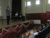 ASP Van İl Müdürlüğü Gevaş'ta seminer düzenlendi