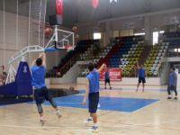 Türk Telekom Basketbol Takımı, yeni sezona Bolu'da hazırlanıyor