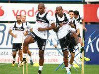 Beşiktaş, Bursaspor maçı hazırlıklarını sürdürdü