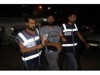 Uyuşturucudan 12 yıl hapis cezası alan firari yakalandı