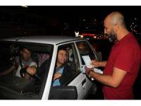 Suşehri'nde 'Türkiye Güven Huzur 7' uygulaması