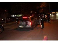 İzmir'de 813 polisle huzur uygulaması