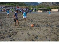 TFF Plaj Futbolu Ligi Sarıgerme etabı tamamlandı