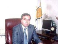 AK Parti Ağrı İl Başkanı Abbas Aydın oldu