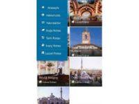 'Edirne Turizm Rotaları'' mobil uygulaması kullanıma hazır