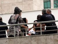 Samsun Adliyesinde duruşma öncesi silahlı kavga: 1 yaralı