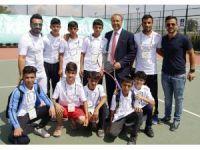 Teniste Doğu Ligi heyecanı sona erdi