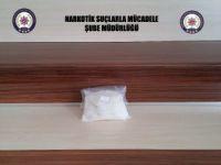 Yolcu otobüsünde bin 150 gram uyuşturucu madde ele geçirildi