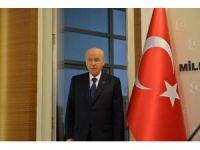 Bahçeli'den Meral Akşener'in Cumhurbaşkanlığı adaylığına ilişkin açıklama