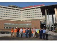 Adana Şehir Hastanesi açılış için gün sayıyor