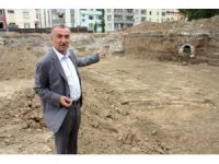Tokat'ta temel çalışmasından maden işleme tesisi çıktı
