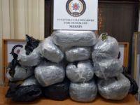 Mersin'de organize uyuşturucu şebekesi çökertildi