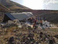 Iğdır'da trafik kazası: 1 ölü, 1 yaralı