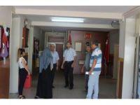 Milli Eğitim Müdürü Aydoğdu, okulları geziyor