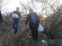 Tuzluca'da İhtiyaç sahibi ailelere gıda ve kurban yardımı