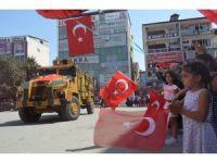 Iğdır'da 30 Ağustos Zafer Bayramı coşkusu