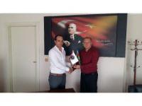 Asimder Başkanı Gülbey'den İşadamı Bulut'a ziyaret