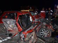 Beş ilde meydana gelen kazalarda 3 kişi öldü, 20 kişi yaralandı