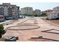Aksaray Belediyesi yeni kavşak çalışmalarına devam ediyor
