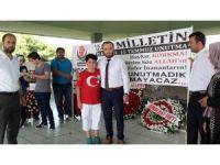 ''17 Eylül, halkın özgür iradesinin katliamı''