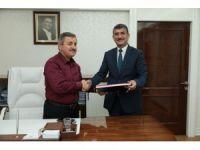 Fatsa'da 'Eğitimde işbirliği protokolü' imzaladı