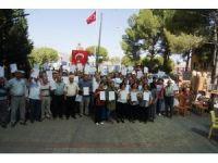 Bozdoğan MHP'de 70 kişi istifa etti