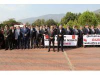 Karabük'te 19 Eylül Gaziler Günü kutlandı