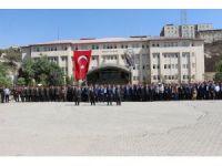 Şırnak'ta Gaziler Günü kutlandı