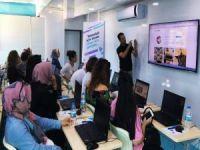Erzurumlu kadınlara temel internet kullanımı öğretilecek