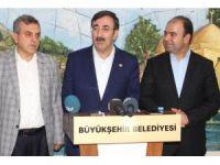 """AK Parti Genel Başkan Yardımcısı Yılmaz: """"AK Parti yerel yönetimlere önem veren bir partidir"""""""