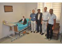 (Düzeltme) Özalp Devlet Hastanesinde bir ilk